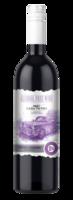 Вино безалкогольное Casa Petru Cabernet Sauvignon красное полусладкое, 0.75л