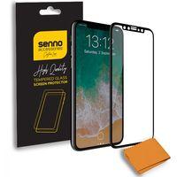 Защитное стекло Senno 3D Iphone XR ,Black