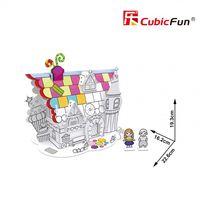 3D PUZZLE Dessert House