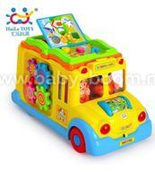 Huile Toys 796 Автобус  с музыкой и светом