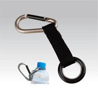 Breloc Munkees Carabiner with Bottle Carrier, 3241