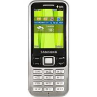 Samsung C3322 Metallic Black 2 SIM (DUOS)