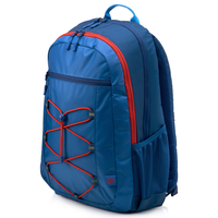 "15.6"" NB Backpack - HP Active Blue/Red Backpack, Blue/Red"