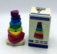 Пирамида деревянная D2011-305 (5657)