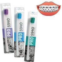 Зубная Щетка - R.O.C.S. PRO Brackets Ortho
