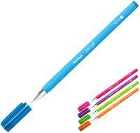 Berlingo Ручка шариковая BERLINGO Starlight Neon 0.7мм синяя
