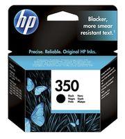 Картридж струйный HP №350 Black (CB335EE) Original