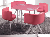 Grace Furniture A-82 Pink