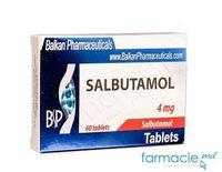 Salbutamol comp. 4 mg N20x3 (Balkan)