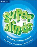 Super Minds Workbook Level 1
