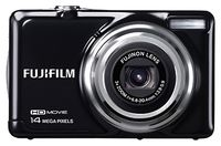 Фотоаппарат цифровой FujiFilm FinePix JV500 black