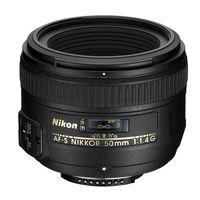 NIKON 50mm AF-S f/1,4 G, чёрный