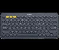 Беспроводная Клавиатура Logitech K380, Dark Grey