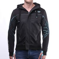 Jacheta Men HOODED F-ZIP