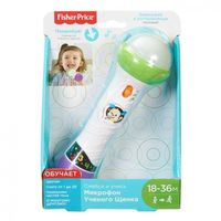 Fisher Price Микрофон рус