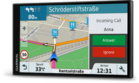 """GARMIN DriveSmart 61 LMT-D, Licence map Europe+Moldova, 6.95"""" LCD Edge-to-Edge (1024*600), MicroSD, Bluetooth, WiFi, Hands-free calling, Junction view, Lane assist, Smart notifications,Lifetime traffic updates, Battery life up to 1 hours, 243g"""