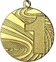 Медаль D40/MMC6040G золото