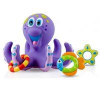 Игрушка для ванны Nuby Octopus