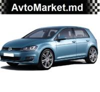 VW Golf VII 2012-2016 Коврик салона