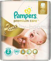 Pampers 3338,7747 Premium Care 2 (3-6 кг.) 80 шт.