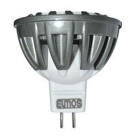купить Лампочка светодиодная Spot Al 5Вт GU5.3 6500K ELMOS в Кишинёве