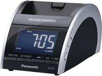 Радиочасы Panasonic RC-DC1EG-K