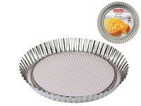 купить Форма для выпечки Zenker Silver D28сm, волнистые края в Кишинёве