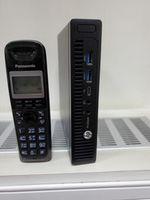 HP 800 G2 Micro PC Intel® Core™ i5-6600T  (QuadCore 2,7 up to 3,5 Ghz 6 MB Cash), 8GB DDR4 , SSD 256GB