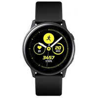 Умные часы Samsung R500 Galaxy Watch Active, Black