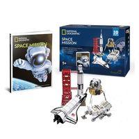 3D PUZZLE SPACE MISSION