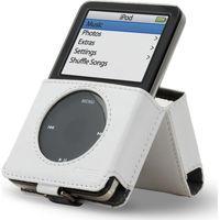 Belkin F8Z068-WHT, Case for iPod Video White