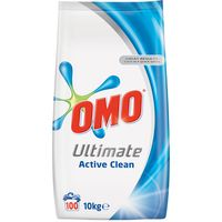 Omo Auto Ultimate Active Clean, 10  кг