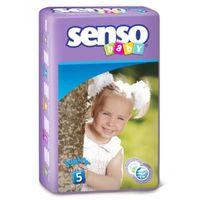 Senso Baby Scutece Junior 5, 11-25 kg, 56 buc.