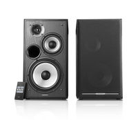 "cumpără Edifier R2750DB (Bluetooth) Black, 2.0/ 136W (2x68W) RMS, Three-amping, Hi-Fi, Audio in: Bluetooth, two digital (Optical, Coaxial) & two analog (RCA), remote control, wooden, (6.5""+4""+3/4"") în Chișinău"