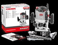 Фрезерная машина 2100W Crown CT11001