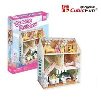 CubicFun пазл  3 D Dreamy Dollhouse