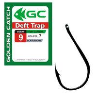 Крючок GC Deft Trap №9 (7 штук)
