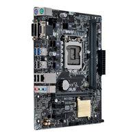 купить ASUS H110M-K, Socket 1151, Intel® H110, Dual 2xDDR4-2133, 1xPCIe X16, CPU Intel graphics, DVI, 4xSATA3, 2xPCIe X1, ALC887 7.1ch HDA, GigabitLAN, 4xUSB3.0, 5X Pro.II, mATX в Кишинёве