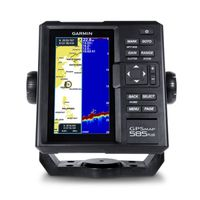 "Garmin GPSMAP 585 Plus THE POWER OF SIMPLE , 6.0"", 480x800px"