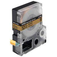 Tape Epson LC4KBM9, Metallic Blk/Gold 12/9 C53S625415