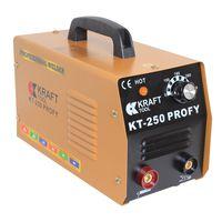 Трансформаторный сварочный аппарат 250A KT250Profy KraftTool