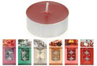 Свечи чайные ароматизированные 8шт
