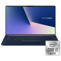 """cumpără ASUS 14.0"""" Zenbook UX433FAC Blue (Core i7-10510U 16Gb 512Gb Win 10) în Chișinău"""