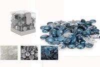 Камни декоративные стеклянные, 400gr