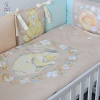 Veres Комплект для кроватки Cotton Touch, 6 штк