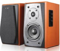 Speakers 2.0 F&D R-223 Wooden, 2x15W RMS