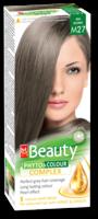 Vopsea p/u păr, SOLVEX MM Beauty, 125 ml., M27 - Blond cenușiu