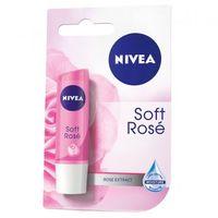 Balsam de buze Nivea Lip Care Rose 4,8 g