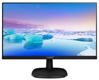 "23.8"" TFT IPS LED Philips 243V7QJABF Black Wide"