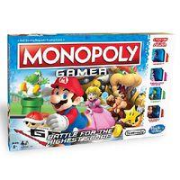 Hasbro Настольная игра Монополия Геймер